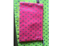 Cath Kidston Fluroescent Spotty Bag Bundle