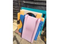 cube slide