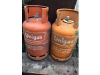 Unigas 13kg bottles