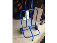 FISHING TROLLEY WITH GREAT WHEELS AND ITS LIGHTWEIGHT ...