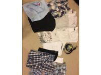 Men's clothes (shirts and t shirts)