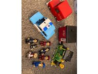 Postman Pat Toy Bundle With Characters