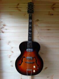 1965 Harmony H-49 Hollywood electric guitar