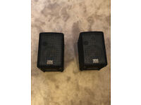 SR Technology Club 60/A speakers + Ultimate Support stands