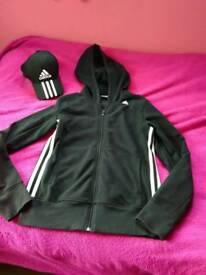 Adidas ladies cap and Adidas ladies hoodie