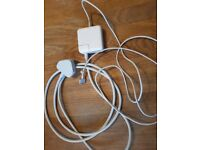 Genuine Apple MacBook 45W MagSafe 2 power adaptor and charger