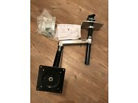 Ergotron Long Pole Desk Mount Arm for LCD Screen (VESA display/monitor arm/mount)