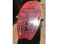 Naish surf paddle board