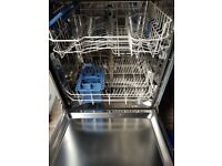 Indesit integral dishwasher machine for sale