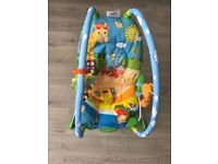 Tiny Love baby bouncer Gymini chair from birth to 6 months