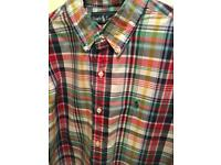 Men's Polo Ralph Lauren shirt for sale multi coloured