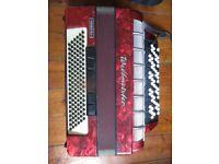 Weltmeister Grandina German Button accordion