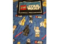 Star Wars single duvet covers x 2
