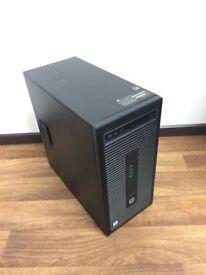 High Spec Office Desktop Computer PC (Intel i5 6500, 12GB RAM, 500GB HD)