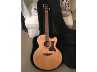 Tanglewood TW155 electro acoustic guitar