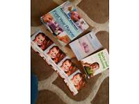 Baby books free to a good home