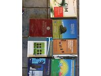 Various business studies course books - offers - buyer collects from Grove