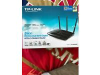 TP LINK WIRELESS DUAL ROUTER