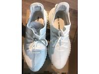 Adidas yeezy cream white UK10 genuine with all paperwork