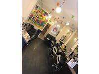 Chair to rent in hair and beauty salon - finnieston