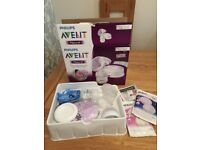 Philips Avent Comfort Electric Breast Pump - Boxed