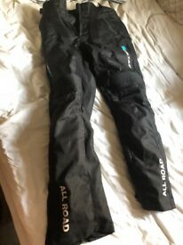 Spada AllRoad armoured motorcycle jacket and trousers - unused