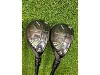 BENROSS EVOLUTION TYPE R HYBRIDS. #3 or #4. STIFF FLEX. BRAND NEW