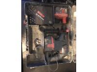 Bosch 24v sds cordless drill