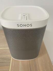 Sonos Play:1 (a pair)