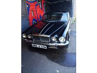 Daimler Sovereign 4.2 1975 Great Project or Donor