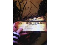 Two tickets for Harry Potter and the Cursed Child in London - Part I and II - November 2017