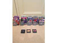 Sega Game Gear games