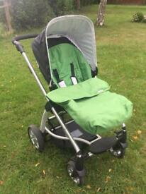 Mamas and Papas Pushchair and Car Seat