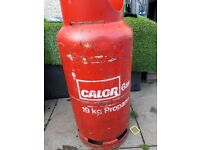 For Sale 19kg empty gas bottle