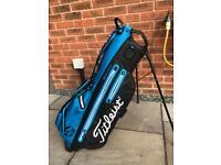 Titleist sta dry 4 up golf stand bag