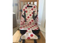 Polargear baby booster seat