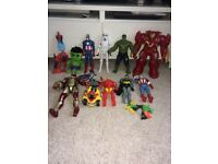 AVENGERS BUNDLE HULK IRON MAN CAPTAIN AMERICA ETC