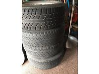 4x4 Land Rover Alloys + Tyres, Defender, Discovery, Off Road