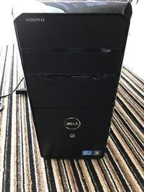 Dell Vostro 460 dual core i5-2500 3.3GHz 4.00 GB RAM 1TB HDD windows 7
