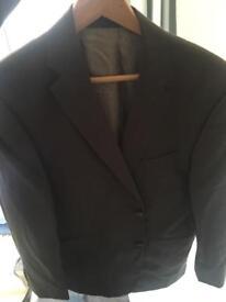Saville row men's suit