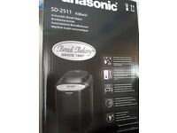 Panasonic sd 2511 automatic bread maker Black