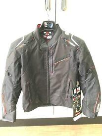 oxford estoril small motorcycle jacket