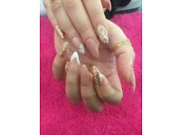 Acrylic Nails from £10 Gel Nails £10 Fallowfield Manchester