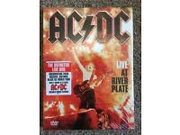 AC DC Live at River Plate New, Sealed