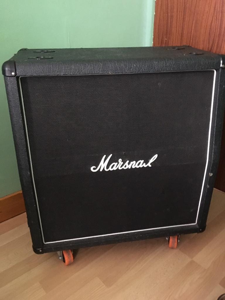 Marshall AVT 200W 4x12 Celestion Speakers