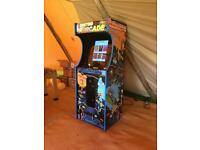 REFURBISHED UPRIGHT 60 GAME ARCADE MACHINE