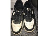 Size 6 Air Force