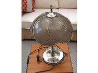 240 Volt VINTAGE LOOKING TABLE LAMP