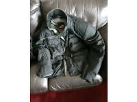 Hein Gericke motorcycle jacket & trousers