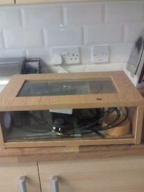 Snake tank £20